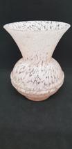 Elegant French glass vase - $19.99