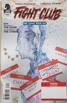 Dark Horse Comics: Fight Club The Goon The Strain 2015 Free Comic Book Day 2015 - $4.95