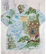 SUN SURF aloha shirt Special Peacock Pattern S Size 2007 Model New - $237.99