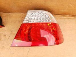04-06 BMW E46 M3 325Ci 330Ci Coupe 2dr LED Taillight Tail Lights Set L&R image 8