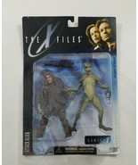The X-Files Fight the Future Attack Alien Action Figure New Old Stock - $21.49