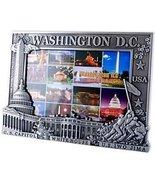 Washington DC Picture Frame - Silver, (Fits 4X6 picture), Washington D.C... - $13.99