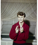 BOBBY RYDELL GREAT PORTRAIT TEEN IDOL 1950'S 8X10 PHOTO - $9.75