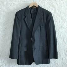 Kuppenheimer Wool Glen Check Suit 2 Button Mens 40S Jacket 34W Pants - $45.53