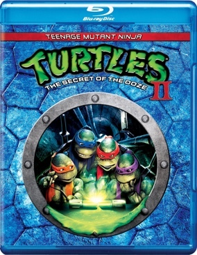 Teenage Mutant Ninja Turtles II: The Secret Of The Ooze [Blu-ray]