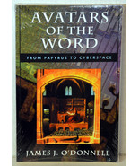 1998 New Sealed AVATARS OF THE WORLD Book James O'Donnell Papyrus Cybers... - $18.99
