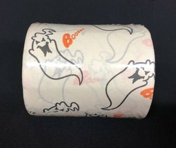 Vtg Halloween Boo Scary Ghost Toilet Paper Roll Novelty Party Tissue by ... - $27.55