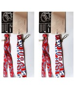 2 pack MONTREAL CANADIENS LANYARD KEYCHAIN DOUBLE SIDED WITH CLIP NHL LI... - £7.11 GBP