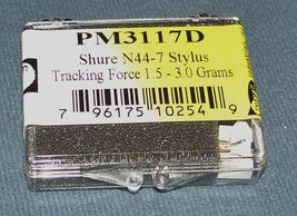 EVG PM3117D 759-D7 NEEDLE STYLUS turntable for Shure Model M 44-7 N-44 N-55 M-55 image 3