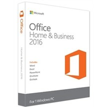 Microsoft Software T5D-02776 Office 2016 Home/Business English P2 32/64-... - $309.76
