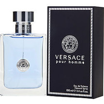Versace Signature By Gianni Versace Edt Spray 3.4 Oz - $110.00