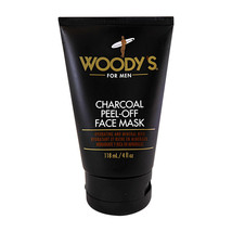 Woody's for Men Charcoal Peel-Off Face Mask 118ml 4 fl oz - $11.99