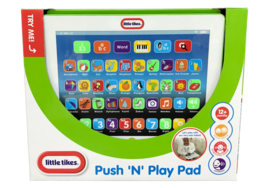Little Tikes Push and Play Pad Kids Electronics Tablet Toys NEW - $37.35