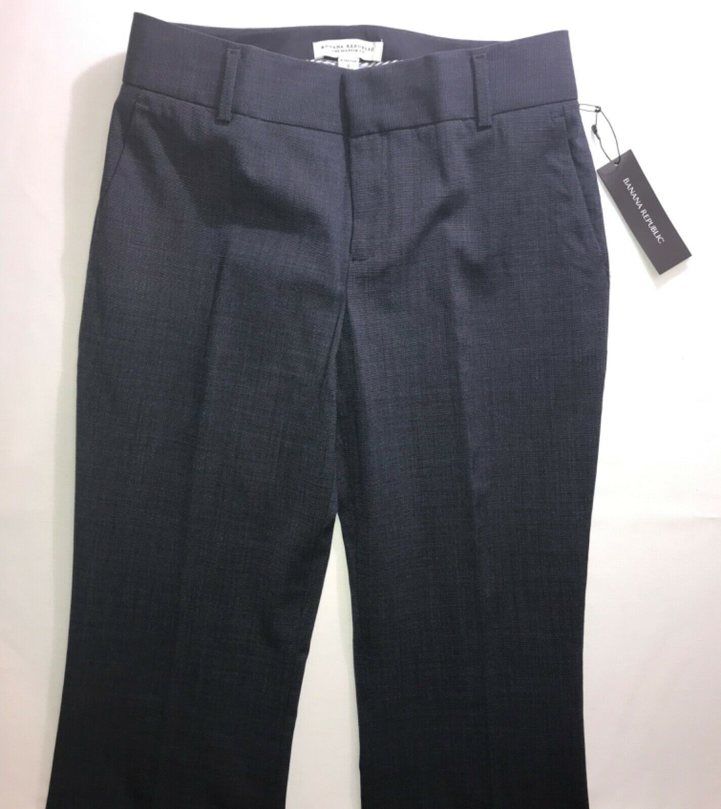 Primary image for Banana Republic The Martin Fit, Blue, fully lined, size 0