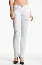 Current/Elliott 'The Straight Leg' Destroyed Stretch Jeans (Sugar Destro... - $52.99