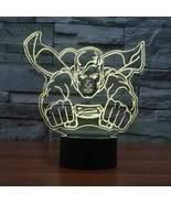 Superman 3D Illusion Lamp - $27.99