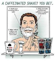 Pacific Shaving Company Caffeinated Shaving Cream - Helps Reduce Appearance of R image 6
