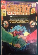 Ghostly Haunts #29 (1973) Charlton Comics Steve Ditko Art Vg+ - $9.89