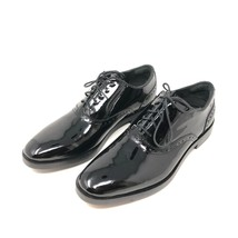 NEW Cole Haan Grand OS Size 8M Hamilton Grand Plain Toe Oxford Shoes Black  - $77.11