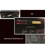 "CHI Professional Cordless Curling Iron 1"" Ceramic Pouch Wall & Car Charg... - $36.99"