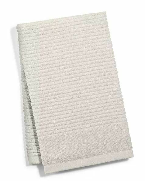 """Martha Stewart Collection 16"""" x 26"""" Quick Dry Reversible Hand Towel T4102498 - $5.63"""