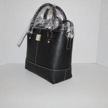 Dooney & Bourke MINI CHELSEA Pebble Crossbody Black NWT image 11