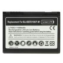 1500mAh F-M1 Replacement Battery for Blackberry 9100 / Pearl 3G - $23.62
