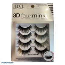 Ardell 3D Fauxmink Multi-Dimensional Lashes, 854~Lightweight~Invisiband - $13.09