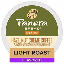 Panera Bread Hazelnut Creme Coffee 24 to 144 Keurig Kcup Pick Any Size FREE SHIP - $62.98+