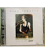 Dire Straits-Live At The BBC-CD-1995-Like New  *Promo - $4.95