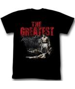 Autentico MUHAMMAD ALI il più Grande Liston SPORTS Boxe T Shirt S M L XL 2XL - $21.11