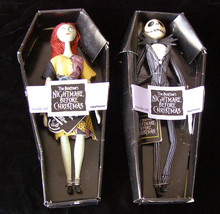 Nightmare Before Christmas Applause Large Dolls set 1993 Disney Tim Burton - $150.00