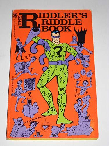 Primary image for The Riddler's Riddle Book Levin