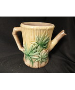 Victorian Griffin Smith Hill Etruscan Bamboo Pattern Tea Pot Teapot No L... - $24.99