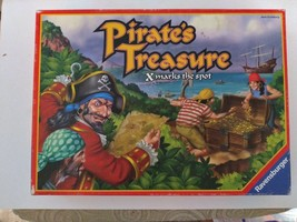 Pirate's Treasure Board Game from Ravensburger 2001 COMPLETE - $18.80