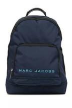 MARC JACOBS Indigo Blue Preppy Nylon College Style Backpack M0014780 421... - $98.01