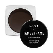 NYX Tame & Frame Tinted Brow Pomade TFBP05 Black - $6.47