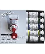 M. Graham 33-Set 1/2-Ounce Tube Watercolor Paint Basic 5-Color Set - $32.66