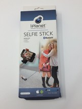 iPlanet Bluetooth Selfie Stick For Android and Apple iOS - Blue - $13.25