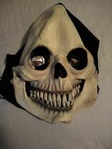 MASK HALLOWEEN COSTUME One Size Skull Skeleton Monster Unisex Adult Full... - $12.19