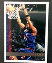 Tracy McGrady Rookie Card 1997-98 Topps #125 NBA HOF Toronto Raptors - $4.90