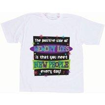 OTH Memory Loss Adult T-Shirt - $15.83