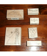 Stampendous Rubber Stamp sample item