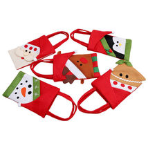 Christmas Candy Bag Pouch Cute Kids Gift Xmas Candy Bag Backpack - €5,34 EUR