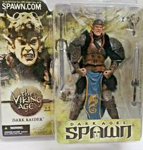 """2002 McFarlane Spawn Viking Age Series 22 R3 Dark Raider Variant 6""""  - $39.00"""