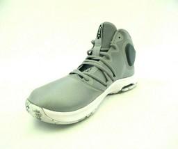 Nike Air Versitile Men's Gray Black Mid Top Basketball Shoes At1199 003 - $46.99