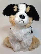 "Aurora Bernese Mountain Puppy Dog Plush Stuffed Animal Floppy Soft Toy 12"" - $18.95"