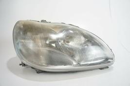 00-2002 mercedes w220 s500 s430 front right passenger headlight head lig... - $229.89