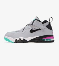 MEN'S NIKE AIR FORCE MAX CB AJ7922-003 WOLF GREY/BLACK-LETHAL FUCHSIA DS... - $73.95