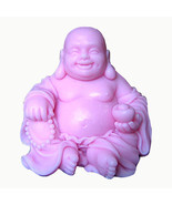 egbhouse, 3D Silicone Soap & Candle Mold, plaster mold – Happy Buddha - $54.45